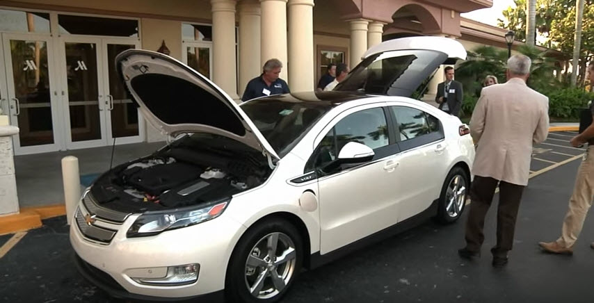 Get Charged up about Electric Vehicles